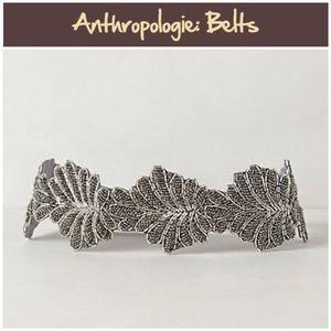 "Anthro ""New Leaf Belt"""